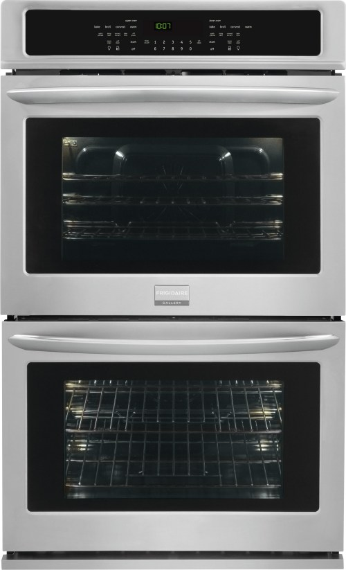 small resolution of frigidaire gallery series fget2765pf 27 inch double electric wall oven