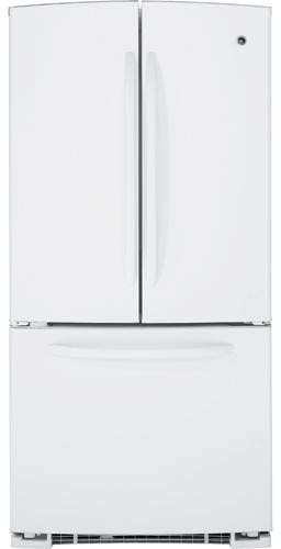 GE GFSF2HCYWW 22.2 cu. ft. French Door Refrigerator with 3