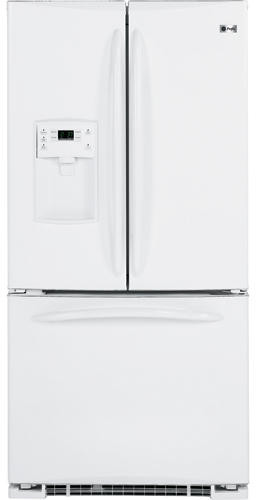 GE PFSF2MJYWW 22.2 cu. ft. French Door Refrigerator with 4