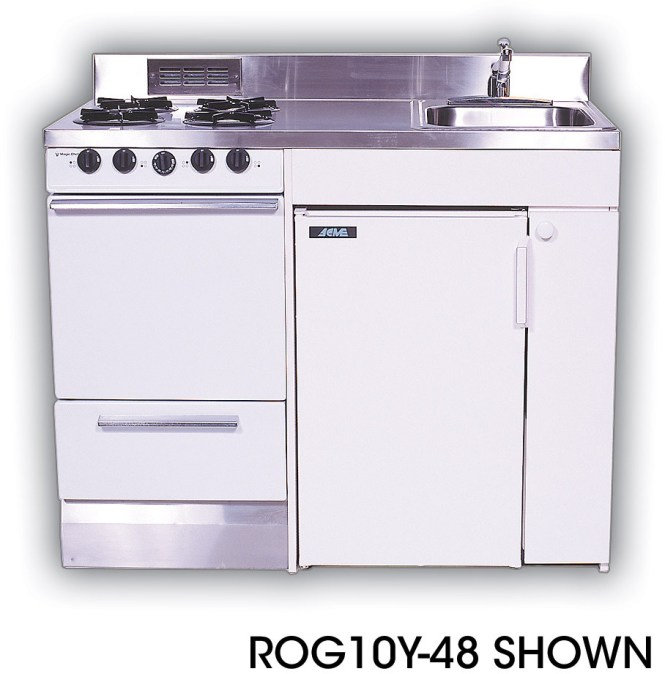 Acme Full Feature Kitchenettes Rog10y48