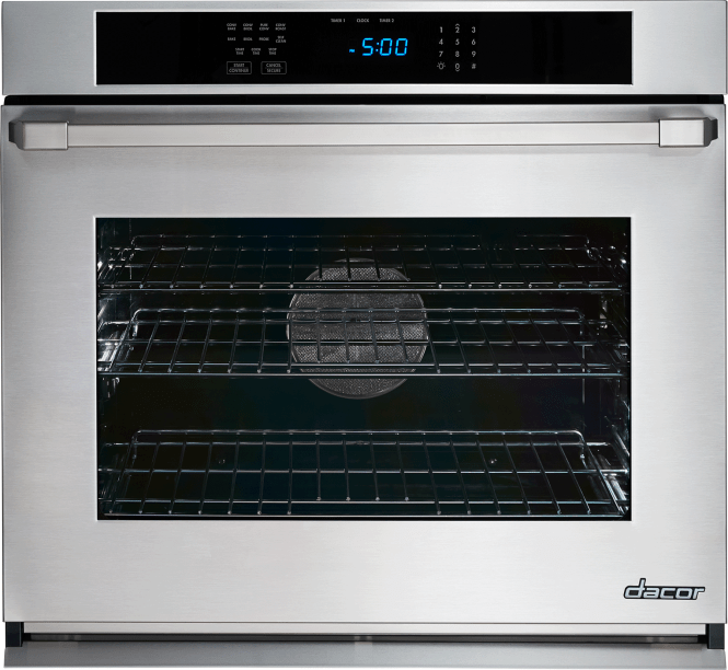 Wall Oven Cookbook Dacor