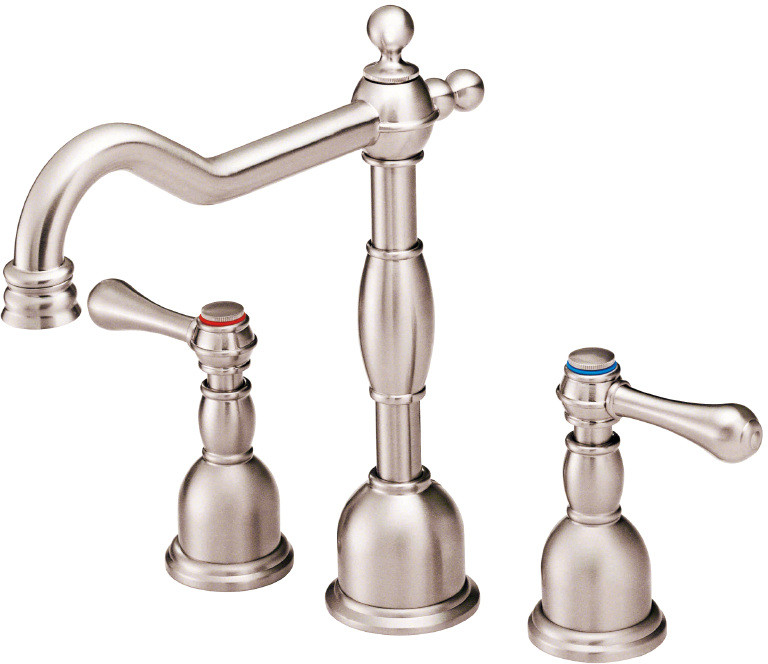 danze opulence collection double handle bathroom faucet