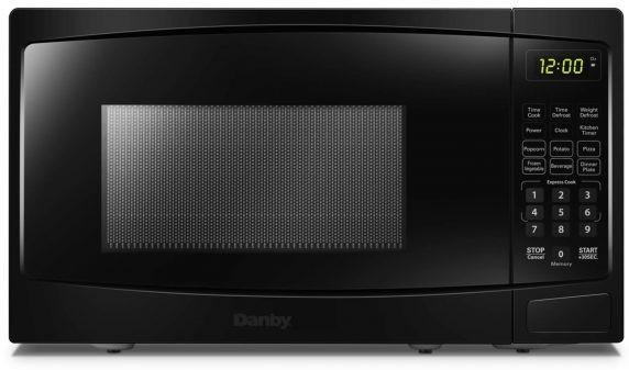 danby 18 inch 700w microwave