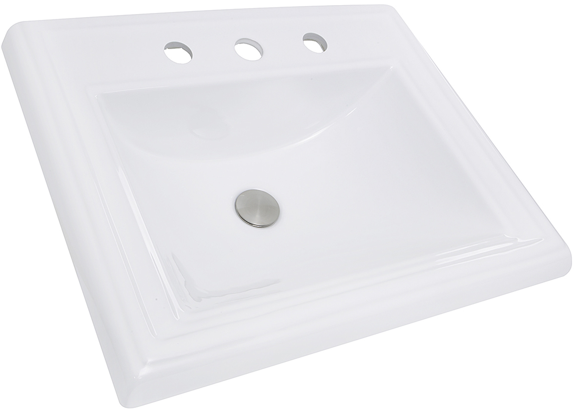 nantucket sinks great point collection di2418r8