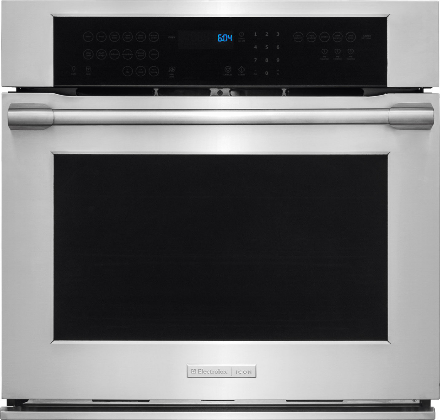 hight resolution of electrolux icon professional