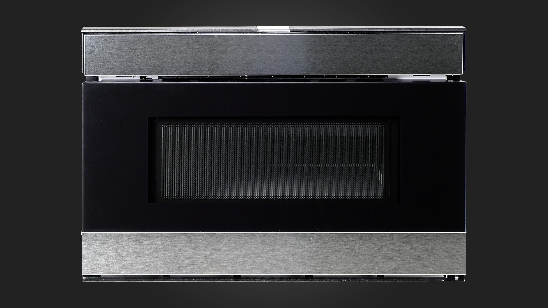 fulgor milano 24 inch built in drawer microwave oven