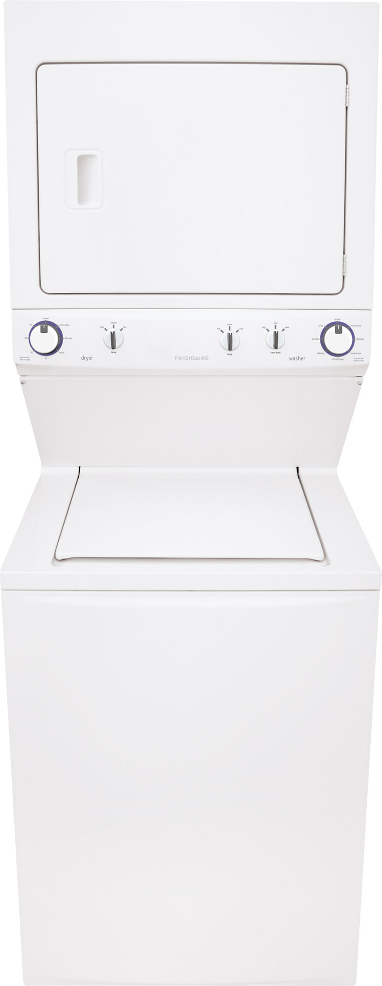 Frigidaire FFLE3911QW 27 Inch Electric Laundry Center with