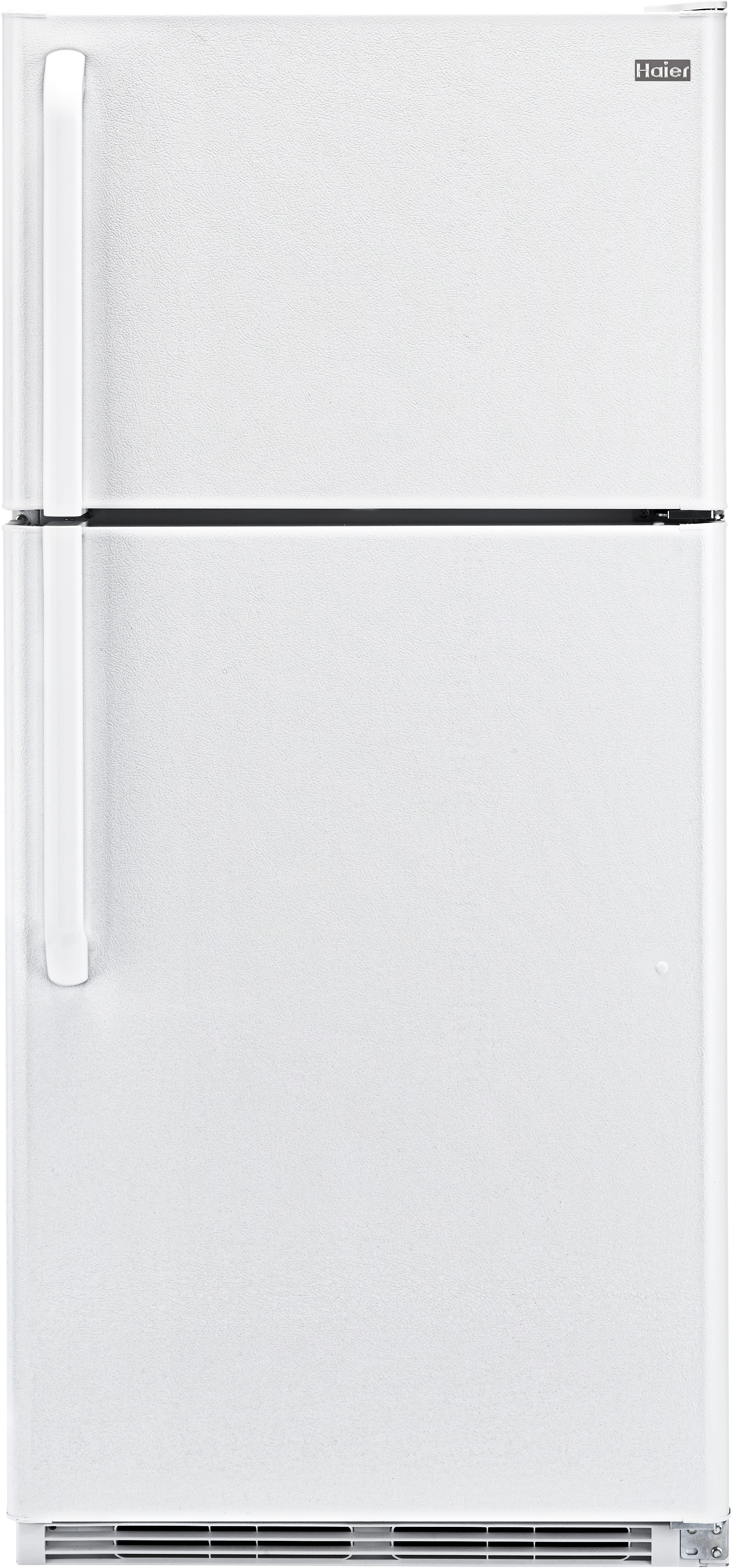 Haier HRT18R1APW 18.1 cu. ft. Top Mount Refrigerator with
