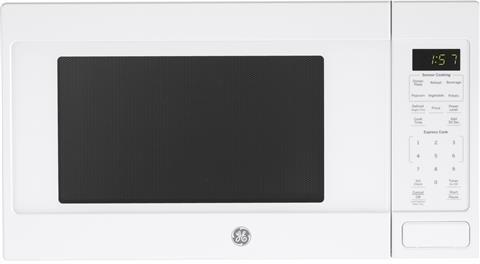 ge 1 6 cu ft countertop microwave oven