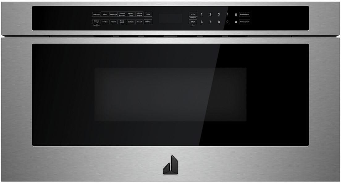 jennair rise 24 inch under counter microwave oven