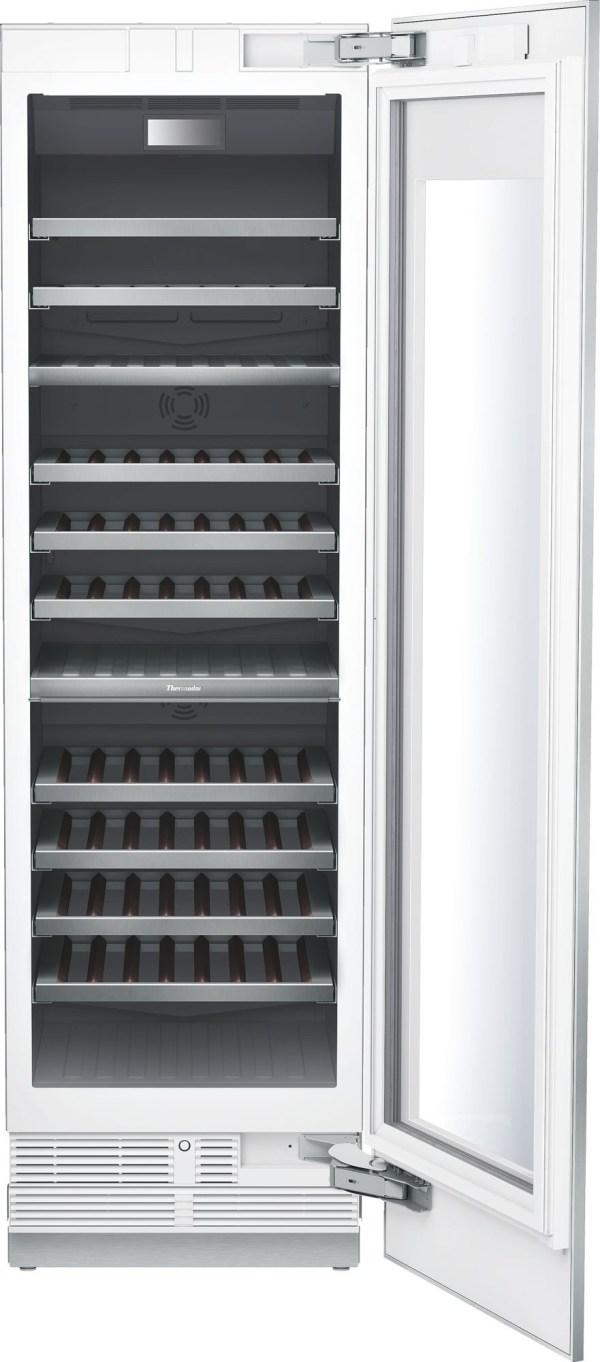Thermador T24iw901sp 24 Built In Wine Preserve Column