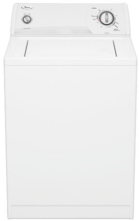 Whirlpool WTW5100SQ 27 Inch Top-Load Washer with 3.2 cu