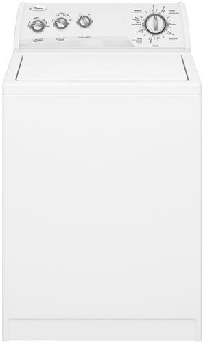 Whirlpool WTW5600SQ 27 Inch Top-Load Washer with 3.2 cu