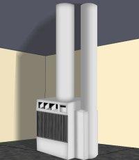 Patio Door: Patio Door Air Conditioner