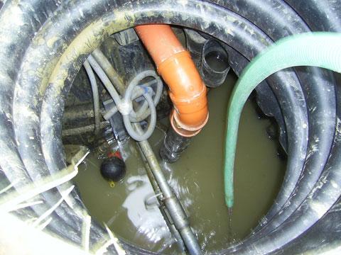 Air Limbah Yang Diolah WWTP/IPAL