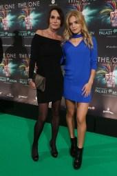 Anouschka Renzi und ihre Tochter Chiara Moon Horst