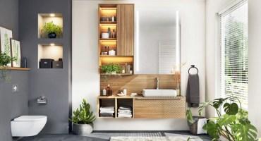 Mit diesen Tipps kannst du dein Badezimmer ganz einfach ...