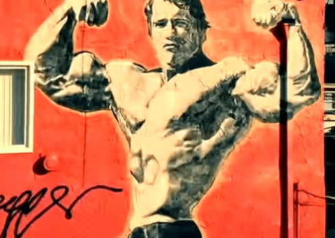 A Journal Of Musical Thingsarnold Schwarzenegger Raps He S