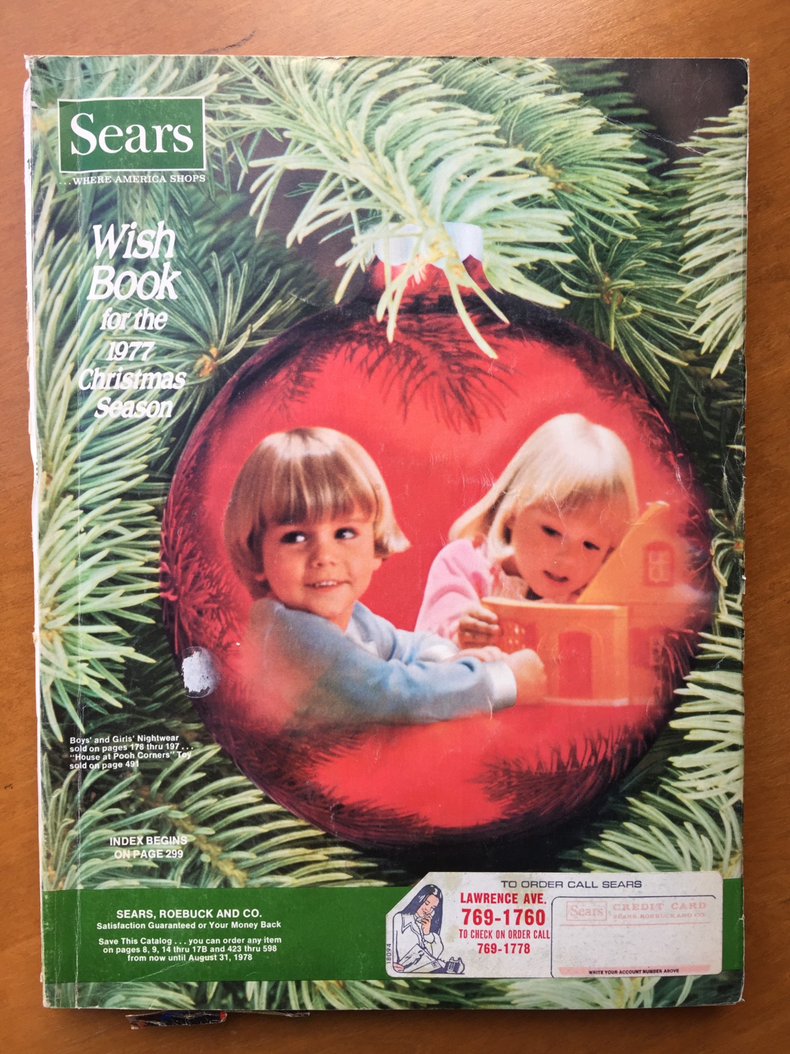 A Journal of Musical ThingsRewind to 1977: The Sears
