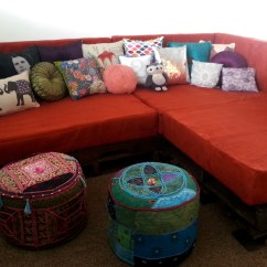 Diy Sofa From Pallets New England Sleeper Sofas Shipping Pallet Couch A Joyful Riot