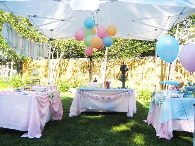 A Vintage Carnival Preemie Baby Shower & A Vintage Carnival Preemie Baby Shower | A Joyful Riot