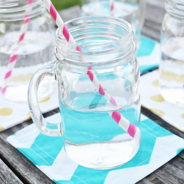 DIY Cocktail Napkins