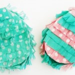 DIY Handheld Easter Egg Piñatas