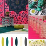 Color Muse: Neon Tapestry