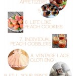 Party Inspiration: Peachy Picnic