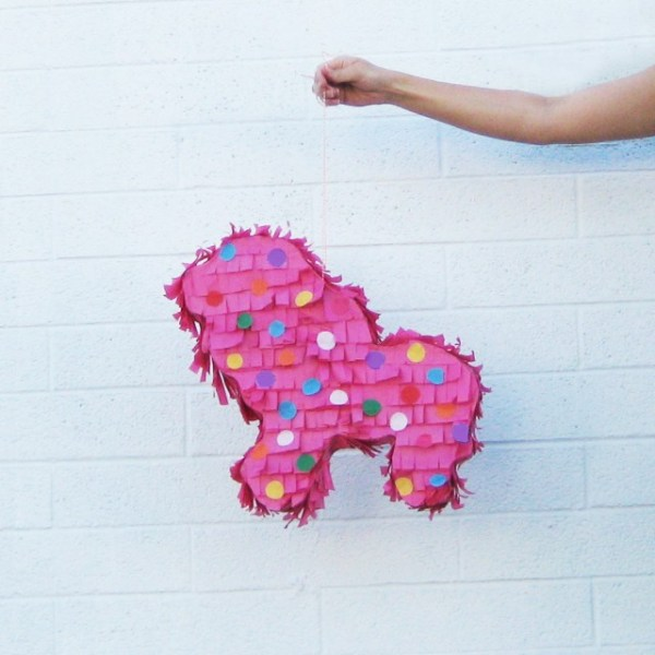 Animal Cookie Piñata