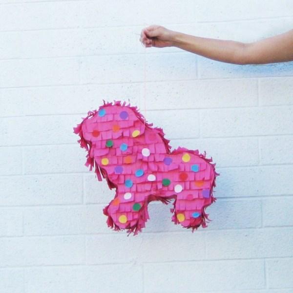 Animal Cookie Piñata
