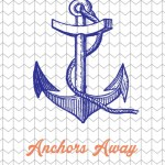 Anchors Away Print | Free Printable Friday