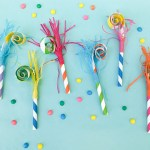Mini Party Blowouts