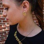 Glitter Birthday Jewelry
