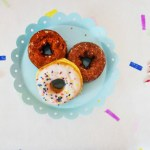 DIY Sprinkle Tablecloth