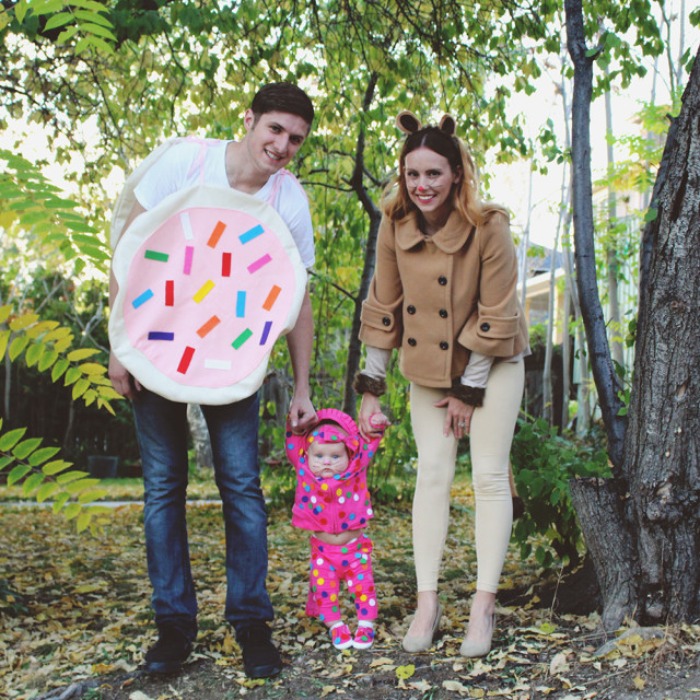My Family Costume Simple Diy Lion Costume A Joyful Riot