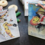 Halloween Vintage Postcard Treat Bags | Free Printable Friday