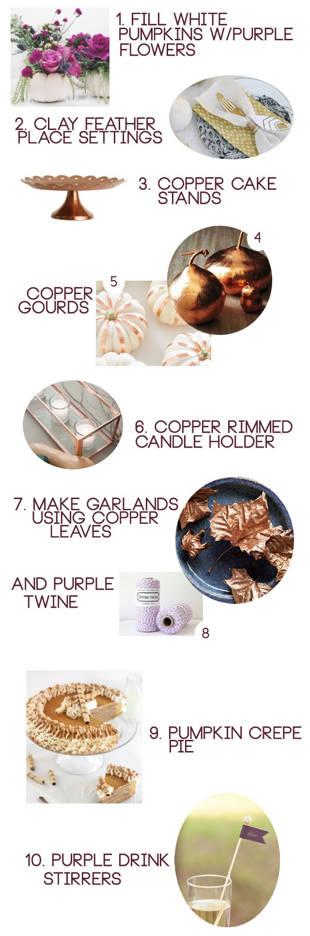 copper&purple thanksgiving