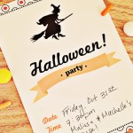 Halloween Party Invite | Free Printable Friday