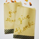 Thankful Favor Bags