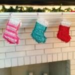 Piñata Stockings