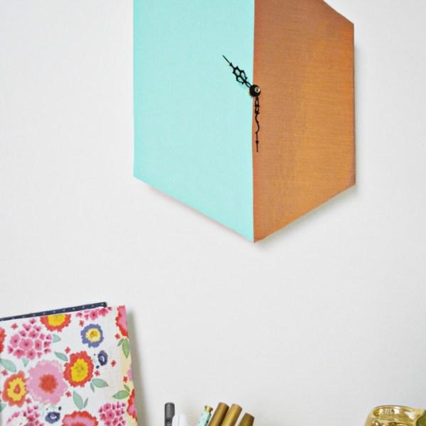 Copper Blocked Clocks