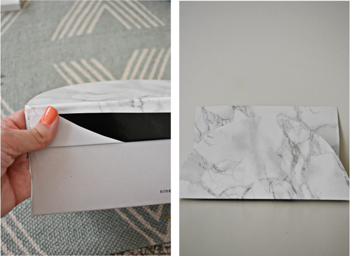 marble magazine holder step4