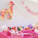 Circus Animal Cookie First Birthday Party