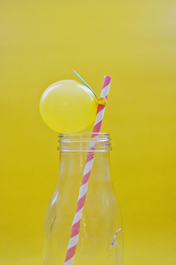 lemon balloon straws2