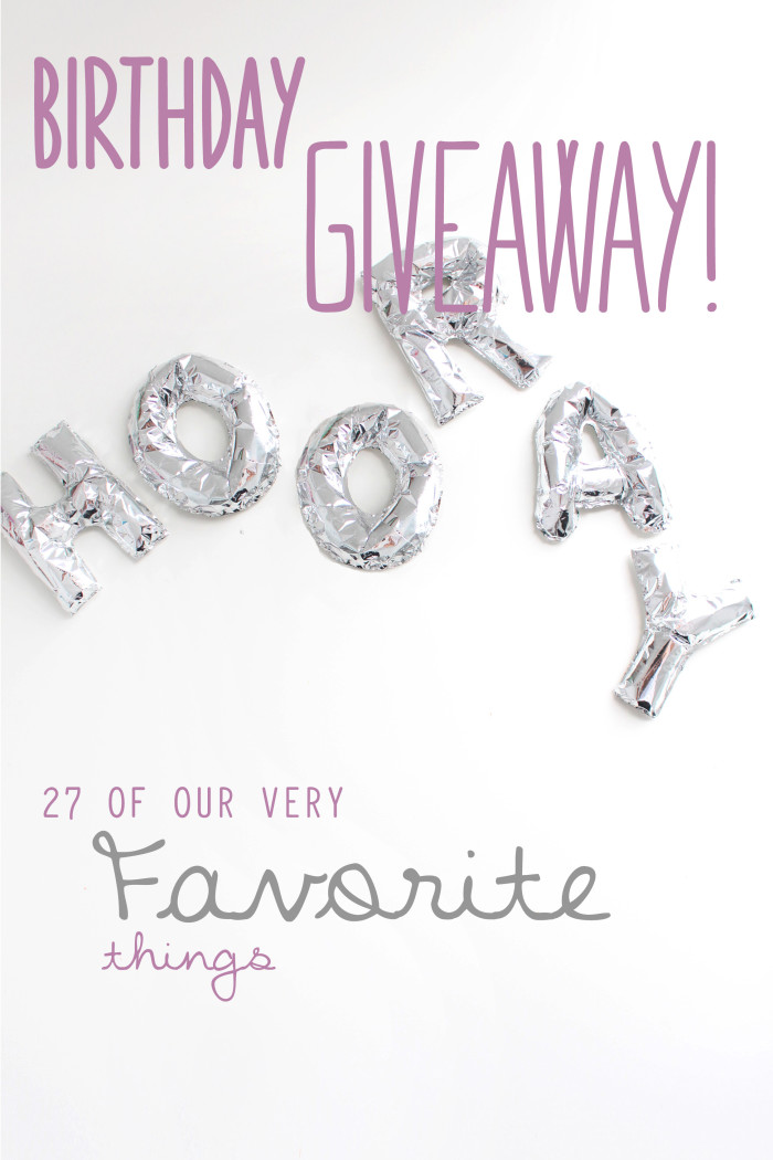 Awesome giveaway at ajoyfulriot.com @ajoyfulriot