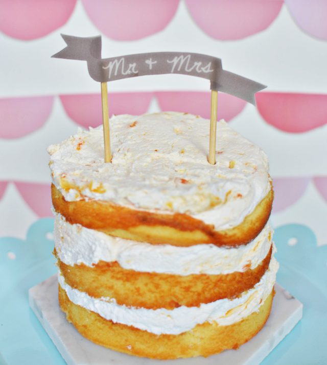 make shrinky dink cake toppers @ajoyfulriot