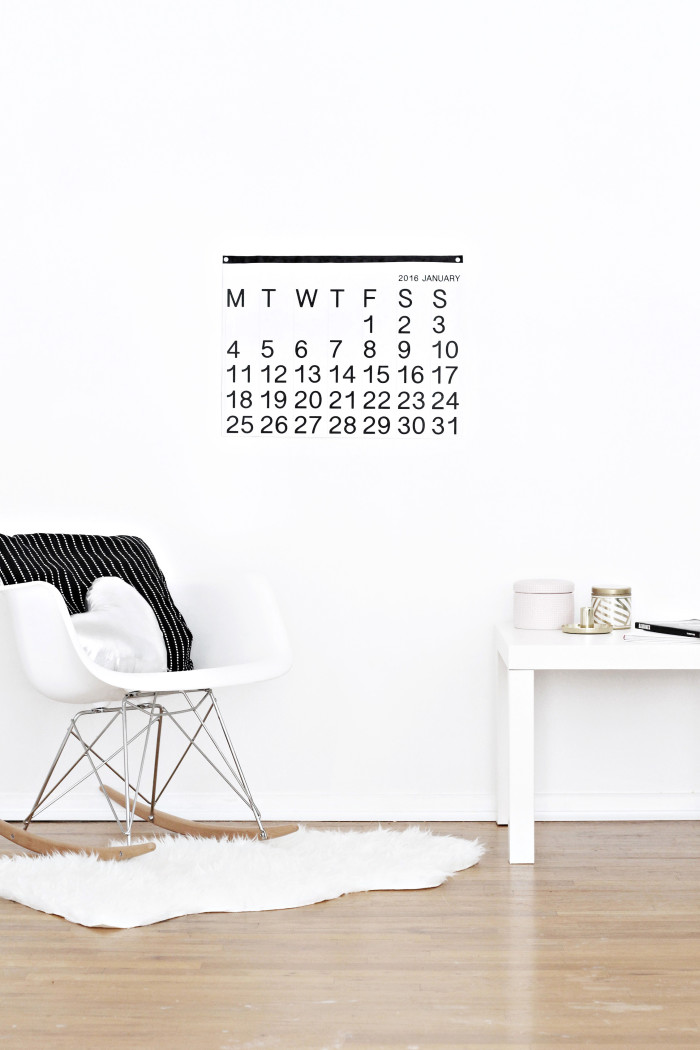 DIY stendig inspired free printable calendar 2016 from ajoyfulriot.com @ajoyfulriot 2