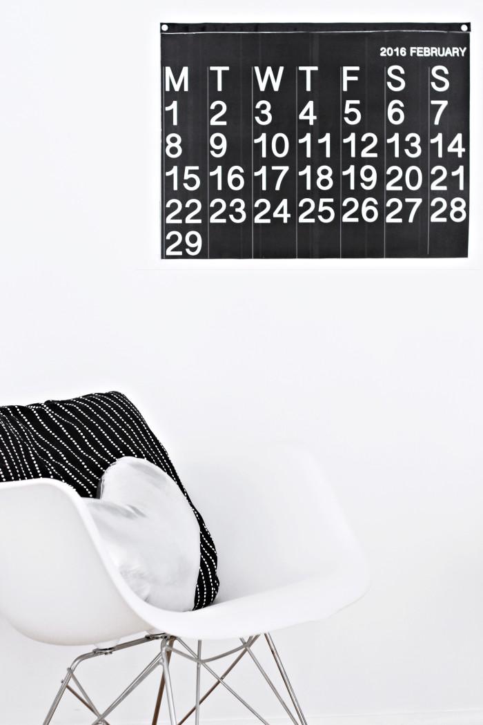 DIY stendig inspired free printable calendar 2016 from ajoyfulriot.com @ajoyfulriot 5