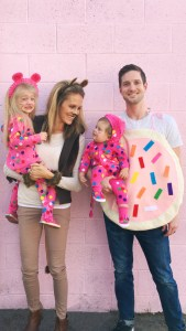 DIY animal cookie costume @ajoyfulriot